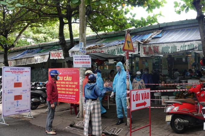 Thông tin thêm về 3 tiểu thương nghi nhiễm Covid-19 mới ở Đà Nẵng