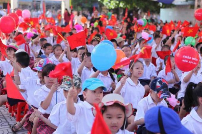 Các trường đã chuẩn bị sẵn sàng cho ngày khai giảng năm học mới
