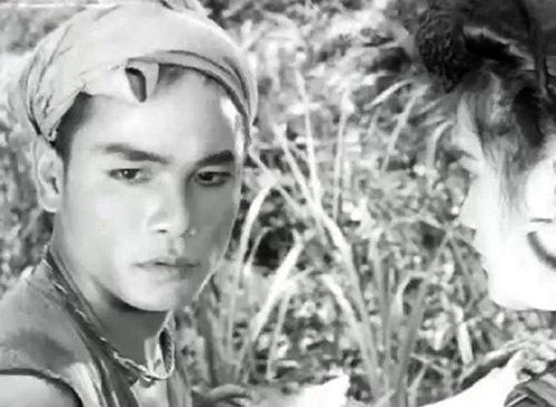NSND Trần Phương đóng vai A Phủ trong phim Vợ chồng A Phủ - ẢNH TƯ LIỆU