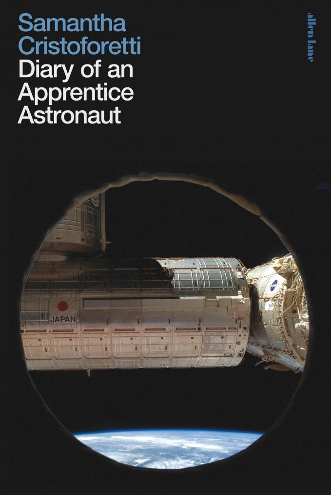 Cuốn sách Diary of an Apprentice Astronaut, dự kiến phát hành ngày 27/8. Ảnh: Amazon.