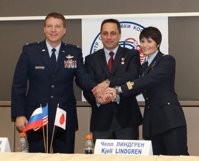 Nhật ký của nữ phi hành gia Italy đầu tiên