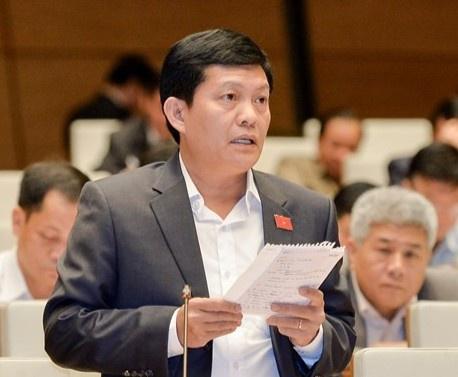 Đại biểu Phạm Phú Quốc.
