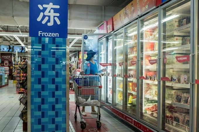 Nghiên cứu mới: Virus Covid-19 tồn tại hơn ba tuần trên thực phẩm đông lạnh