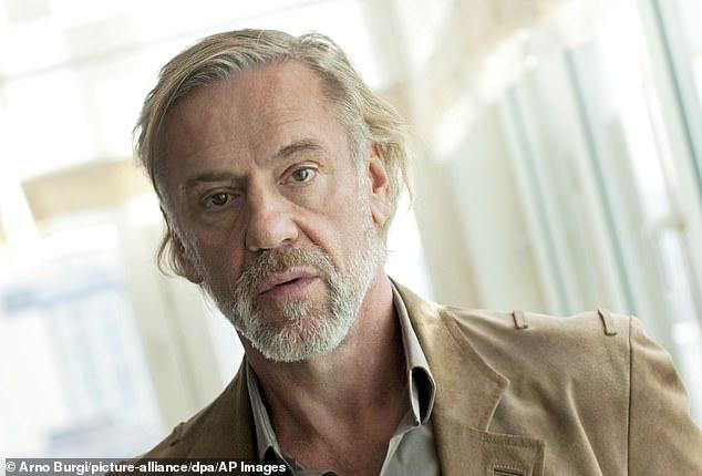 Roland Mary, chủ nhà hàng danh tiếng tại Đức và là chồng Nicole Poturalski