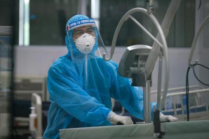 Phát hiện vi khuẩn đa kháng thuốc tồn tại trong cơ thể bệnh nhân 793