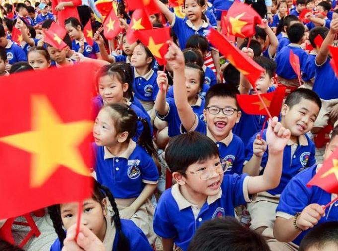 Sáng nay 1/9 học sinh trên cả nước sẽ tựu trường năm học mới