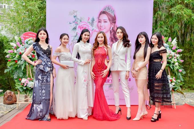 HLV catwalk Thanh Huyền Nguyễn: Khi hạnh phúc với đam mê, người phụ nữ luôn tràn đầy năng lượng