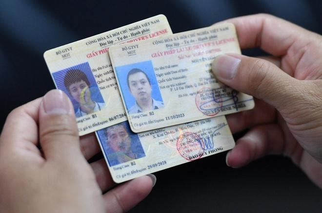 Điểm cấp cho giấy phép lái xe năm trước không được cộng dồn cho năm sau