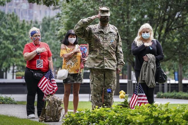 Lễ tưởng niệm ngày 11/9 của Mỹ trong bối cảnh đại dịch Covid-19