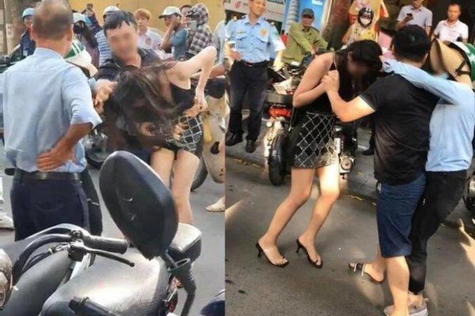 Đánh ghen nơi công cộng có thể bị xử phạt như thế nào?