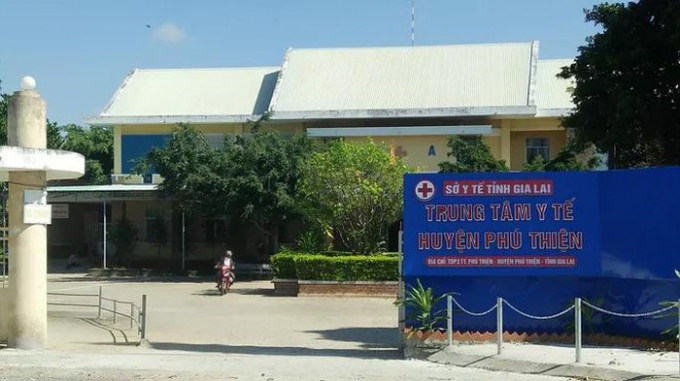 Trung tâm Y tế huyện Phú Thiện