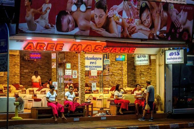 Thái Lan thu thập chữ ký đề nghị xóa bỏ luật cấm mại dâm