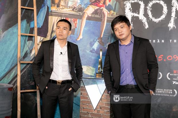 Đạo diễn Thanh Huy và Wowy