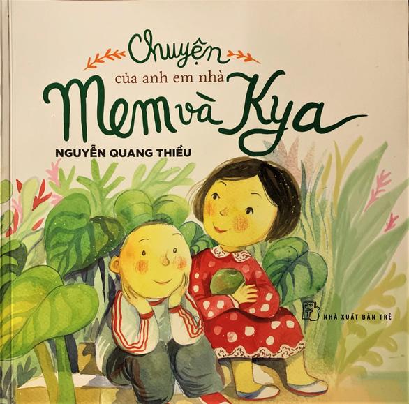 Tác phẩm Chuyện của anh em nhà Mem và Kya.