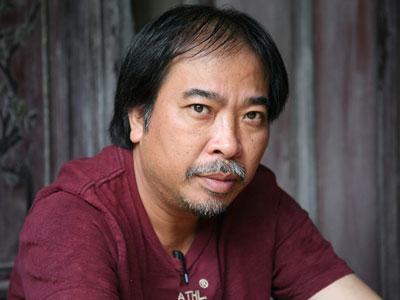 Nhà thơ Nguyễn Quang Thiều.