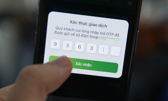 CEO Bkav Nguyễn Tử Quảng cảnh báo khả năng bị lấy cắp tài khoản ngân hàng qua mã OTP