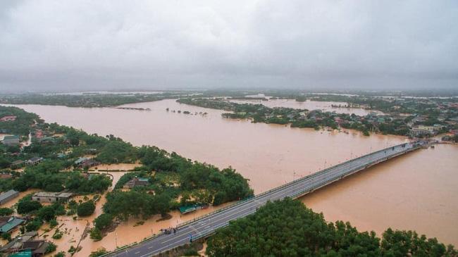 Cầu Thành Cổ Thị xã Quảng Trị.