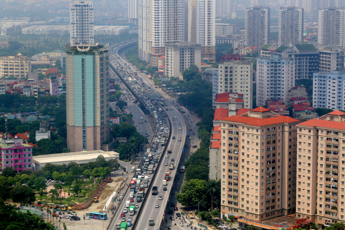 5 công trình giao thông sau 10 năm khánh thành đã thay đổi diện mạo thủ đô
