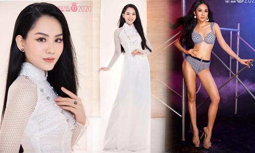 Huỳnh Nguyễn Mai Phương, SBD: 093, Chiều cao: 1m69, Số đo: 75 - 62 – 90