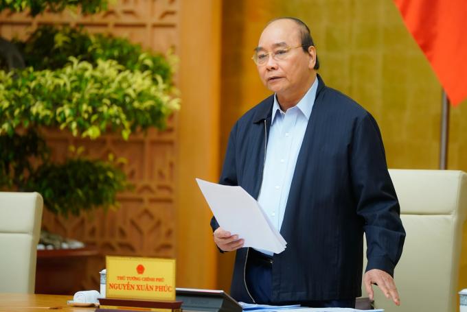 Thủ tướng yêu cầu chỉ rõ cơ quan nào gây khó khăn, chậm trễ giải ngân - Ảnh: VGP/Quang Hiếu