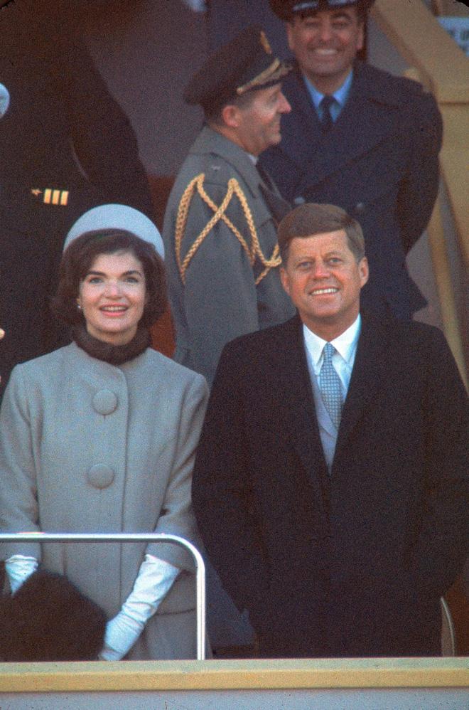 Đệ nhất phu nhân Jackie Kennedy . Ảnh: CNN.