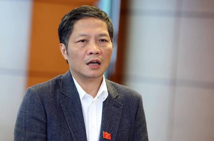 Bộ trưởng Công Thương Trần Tuấn Anh. Ảnh: Hoàng Phong
