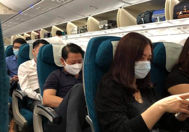 Chuyến bay VN243 xảy ra sự việc