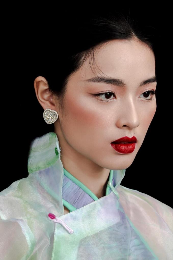 Nhan sắc nữ diễn viên vào vai Diễm trong phim về Trịnh Công Sơn