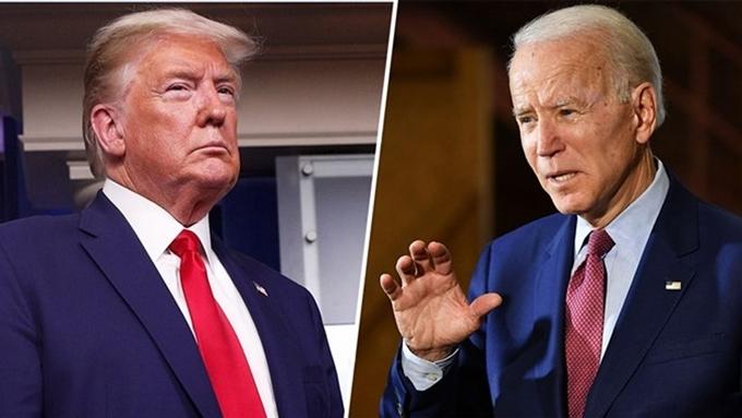 Ông Trump và ông Biden đều muốn cứng rắn với Trung Quốc.