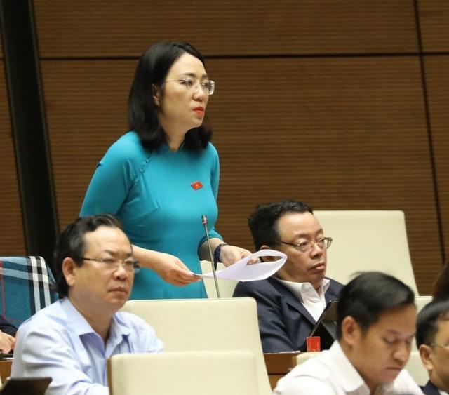 Đại biểu Quốc hội tỉnh Phú Yên Phạm Thị Minh Hiền.