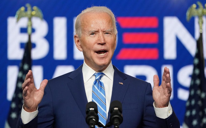 Ông Joe Biden.