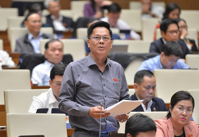 Đại biểu Quốc hội Lưu Thành Công (Vĩnh Long).