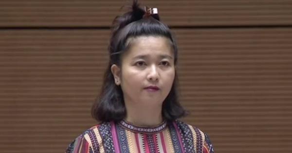 Chân dung nữ Đại biểu Quốc hội trẻ tuổi của Gia Lai với những chất vấn thẳng thắn gây ấn tượng