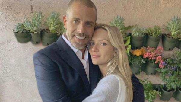 Hunter Biden và vợ kém 17 tuổi Melissa.