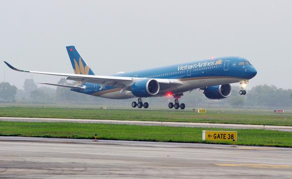 Cục Hàng không quyết định tạm dừng khai thác 5 sân bay do ảnh hưởng của bão