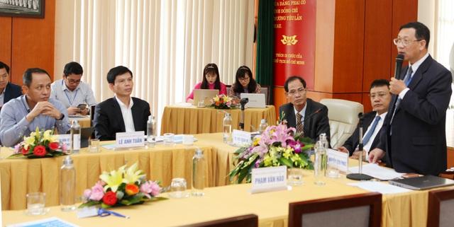Hội thảo khoa học quốc gia Vượt qua khủng hoảng phát triển bền vững ngành hàng không Việt Nam