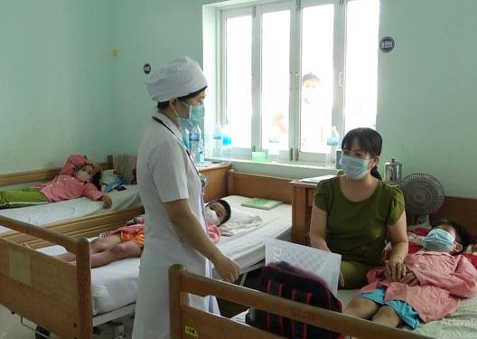 Số ca mắc sốt xuất huyết ở Nam Trung Bộ tăng mạnh