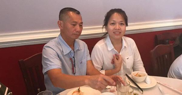 Ông Trinh và bà Nguyen đã bị bắn nhiều phát đạn khi đang đóng cửa hàng.