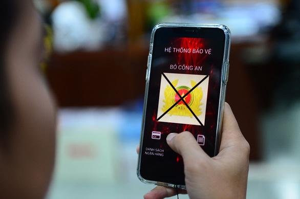 Bộ Công an khuyến cáo phần mềm gián điệp mạo danh Bộ Công an
