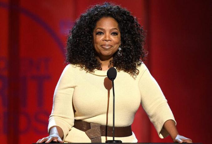 Oprah Winfrey giữ vị trí thứ 20. Ảnh: Getty Images)