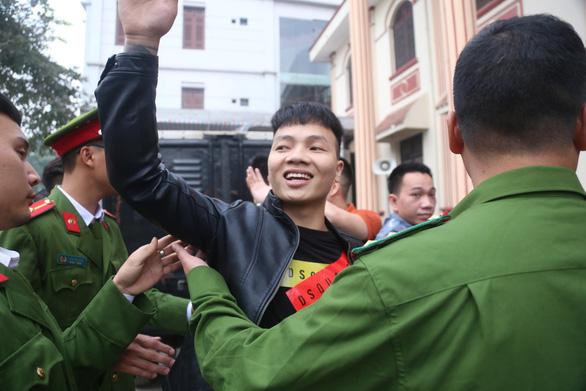 Khá Bảnh tại phiên tòa xét xử ngày 12-11-2019 - Ảnh: DANH TRỌNG