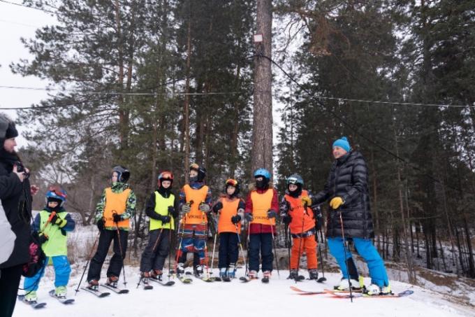 Địa điểmcông viên giải trí Spin Sport là một trong những nơi thu hút khách du lịch nhiều nhất, nếu mùa hè ở đây là sân tennis hay sân golf thì mùa đông đây làđiểm trượt tuyết được yêu thích. Ngoài trượt tuyết bằng phao công viên Spin Sport cũng có địa hình dành cho trượt tuyết bằng ván.Công viên Spin Sport đang nỗ lực tạocác đường trượt tuyết mới nhìn ra sông Volga, con sông dài nhất châu Âu.