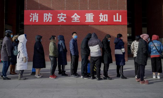 Trung Quốc xác nhận ca nhiễm biến chủng từng được phát hiện ở Anh