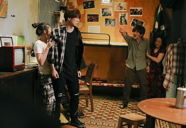 Web drama 'Bố già' đã định hình tệp khán giả riêng khi có 'lượng view khủng.' (Ảnh: Internet)