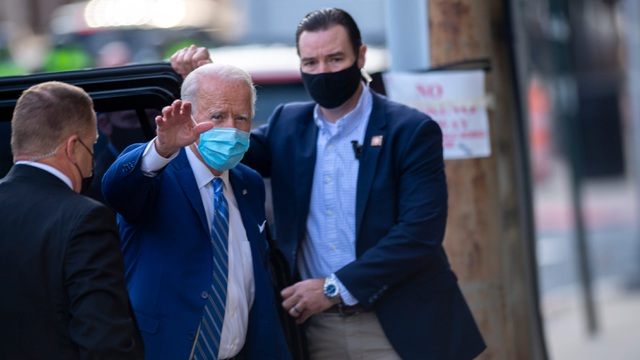 Tổng thống đắc cử Mỹ Joe Biden (Ảnh: EPA)