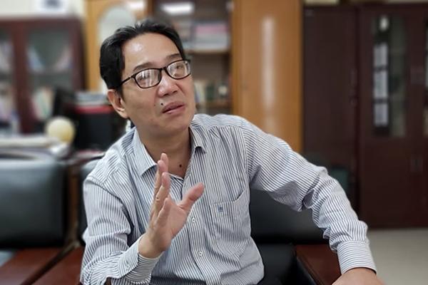 TS Đinh Văn Minh, Vụ trưởng Vụ Pháp chế - Thanh tra Chính phủ. Ảnh: T.H