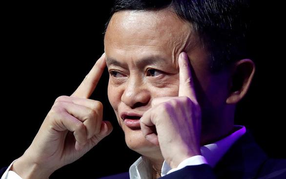 Tỉ phú Trung Quốc Jack Ma