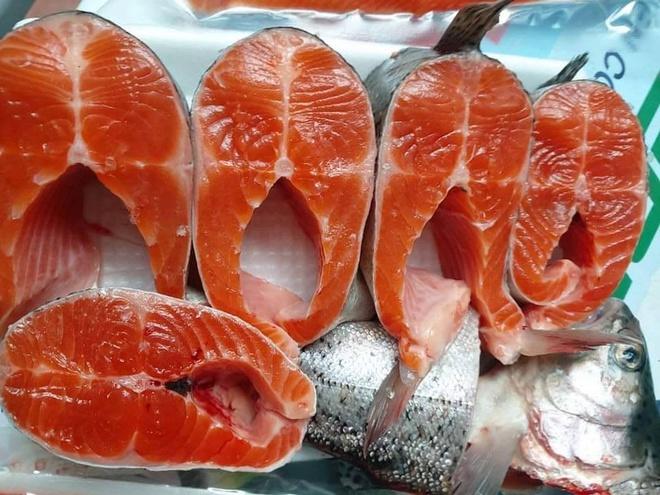 Giá cá hồi Sapa giảm sâu chưa từng có
