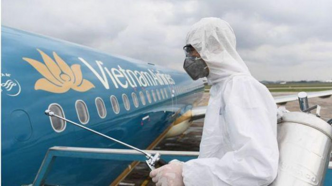 Hạn chế các chuyến bay đưa người nhập cảnh vào Việt Nam