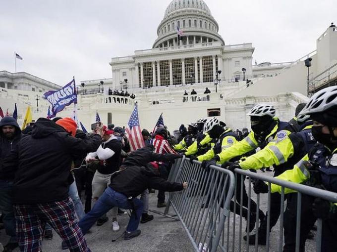 Nhóm cực hữu tuyên bố sẽ phá rối lễ nhậm chức của ông Joe Biden
